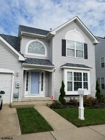 Ventnor Single Family Home For Sale: 821 N Victoria Ave Ave