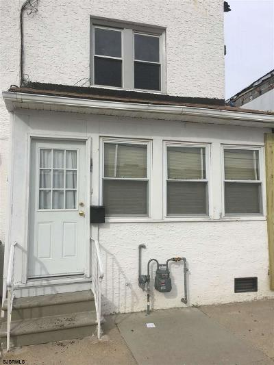 Atlantic City Single Family Home Undercontract-Cont Toshow: 3717 Porter Ave
