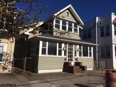 Ventnor Multi Family Home For Sale: 27 N Weymouth