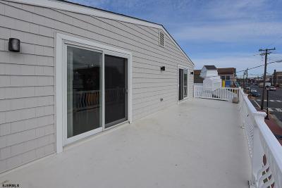 Atlantic City, Longport, Longport Borough, Margate, Ventnor, Ventnor Heights Rental For Rent: 9403 Ventnor Ave