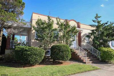 Ventnor Single Family Home For Sale: 6900 Ventnor Ave