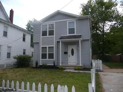 Millville Single Family Home For Sale: 116 N 4 Th