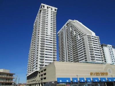 Atlantic City Condo/Townhouse For Sale: 3101 Boardwalk #1204-2