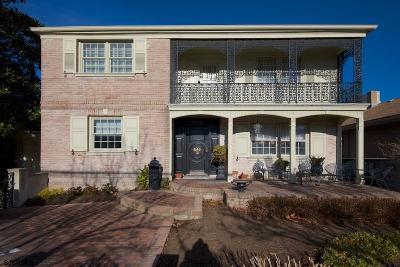 Ventnor Single Family Home For Sale: 6003 Atlantic