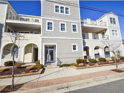 Margate Condo/Townhouse For Sale: 9219 Atlantic Ave #1