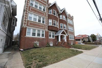 Atlantic City, Longport, Longport Borough, Margate, Ventnor, Ventnor Heights Rental For Rent: 5003 Atlantic Ave