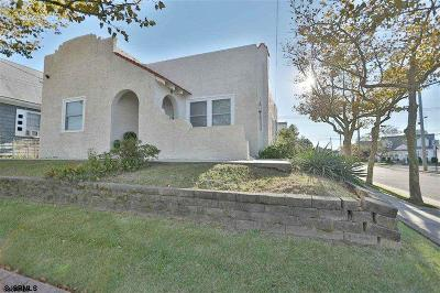 Margate Single Family Home For Sale: 7600 Monmouth Ave