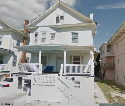 Atlantic City Multi Family Home For Sale: 59 S Elberon Ave