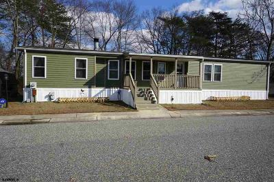 Millville Mobile/Manufactured For Sale: 24 Jackson Drive Dr
