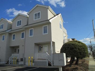 Longport Condo/Townhouse For Sale: 219 N 36th Avenue #1