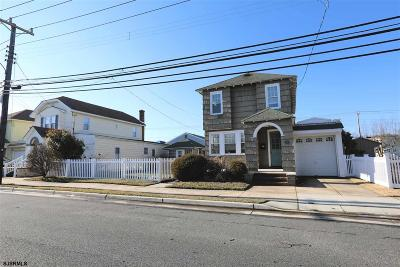 Ventnor Single Family Home For Sale: 114 N Martindale Ave