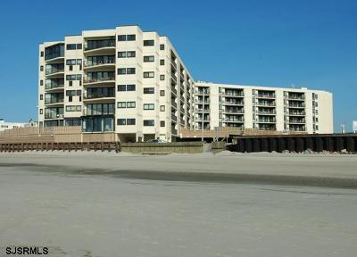 Longport Condo/Townhouse For Sale: 2700 Atlantic Ave #201