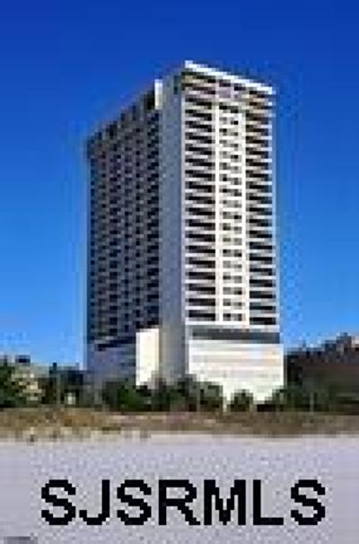 Atlantic City Rental For Rent: 3851 Boardwalk Unit 811 Bch