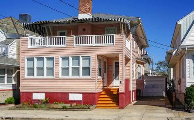 Ventnor Single Family Home For Sale: 3 S Martindale