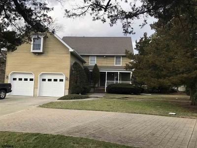 Absecon Single Family Home For Sale: 160 E Faunce Landing