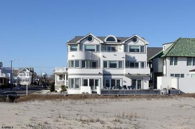 Atlantic City, Longport, Longport Borough, Margate, Ventnor, Ventnor Heights Rental For Rent: 111 S Swarthmore Ave