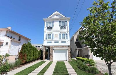 Atlantic City, Longport, Longport Borough, Margate, Ventnor, Ventnor Heights Rental For Rent: 9715 Winchester Ave Ave