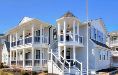 Ocean City Condo/Townhouse Back On Market: 2802 Central Ave #2