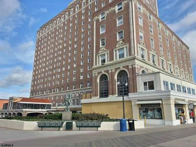 Atlantic County Condo/Townhouse For Sale: 2721 Boardwalk #1008