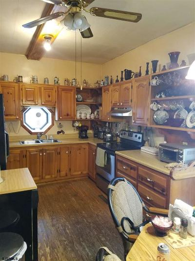 Millville Single Family Home For Sale: 87 Hesstown Rd Road