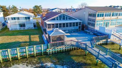 Brigantine Single Family Home For Sale: 1028 N Shore Dr
