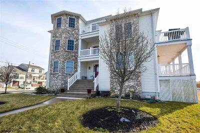 Brigantine NJ Single Family Home For Sale: $650,000