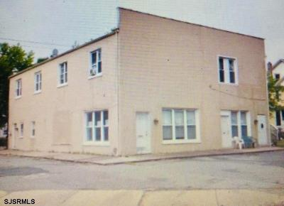 Millville Commercial For Sale: 509 Columbia Ave