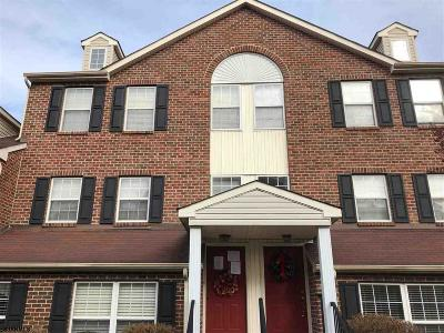 Mays Landing Condo/Townhouse For Auction: 1535 John Adams Ct #1535