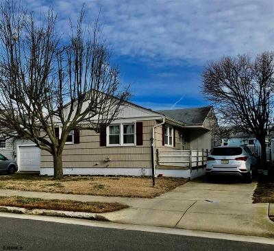 Ventnor Single Family Home For Sale: 103 N Somerset Ave
