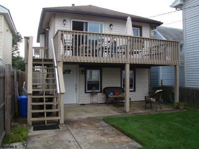 Atlantic City, Longport, Longport Borough, Margate, Ventnor, Ventnor Heights Rental For Rent: 9614 Monmouth Ave
