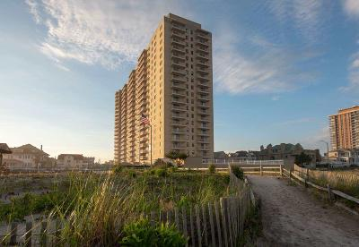 Ventnor Condo/Townhouse For Sale: 5000 Boardwalk #817