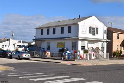 Brigantine Multi Family Home For Sale: 3219 W Brigantine Ave