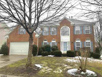 Linwood Single Family Home For Sale: 5 Crestwood