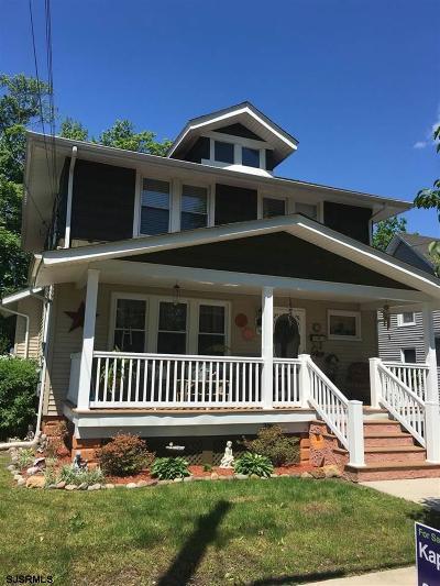 Vineland Single Family Home For Sale: 24 S Myrtle St Street