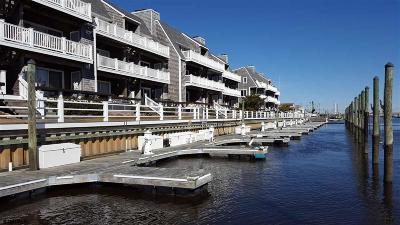 Somers Point Condo/Townhouse For Sale: 1014 Harbour Cove #1014