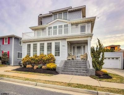 Atlantic City, Longport, Longport Borough, Margate, Ventnor, Ventnor Heights Rental For Rent: 103 S Exeter Ave
