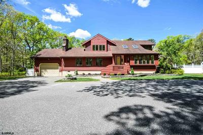 Galloway Township Single Family Home For Sale: 445a S 8th Ave