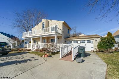 Somers Point Single Family Home For Sale: 103 Bay Ave