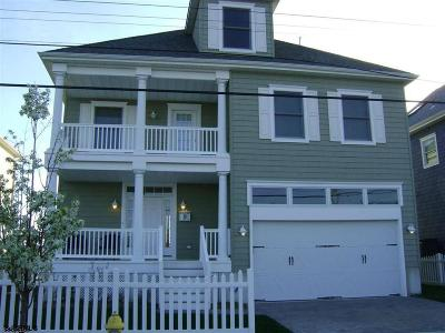 Atlantic City Single Family Home For Sale: 1960 W Riverside Drive