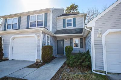Egg Harbor Township NJ Condo/Townhouse For Sale: $172,900