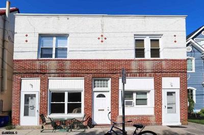 Ventnor Condo/Townhouse For Sale: 1 S Fredericksburg Ave #1