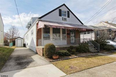 Margate Single Family Home For Sale: 110 N Exeter Ave