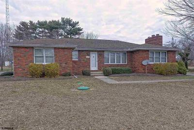 Vineland Single Family Home For Sale: 4268 Post Road