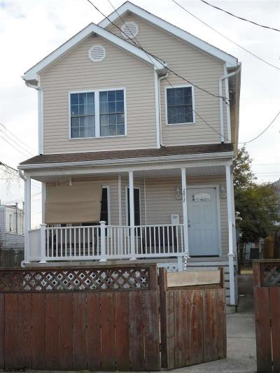 Atlantic City Single Family Home For Sale: 2012 Grant Ave Ave