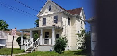 Millville Single Family Home For Sale: 408 E Street