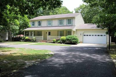 Egg Harbor Township Single Family Home For Sale: 1210 Old Zion Rd