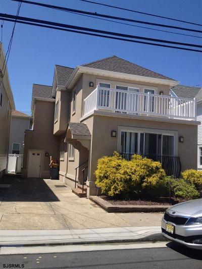 Atlantic City, Longport, Longport Borough, Margate, Ventnor, Ventnor Heights Rental For Rent: 8 N Martindale Ave
