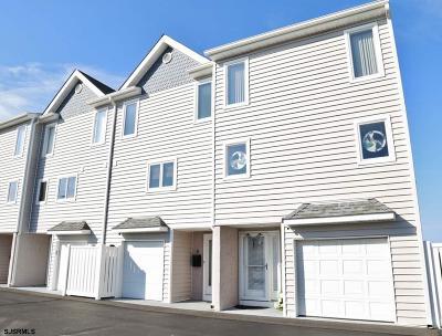 Brigantine Condo/Townhouse For Sale: 4101 Atlantic Brigantine Blvd #6