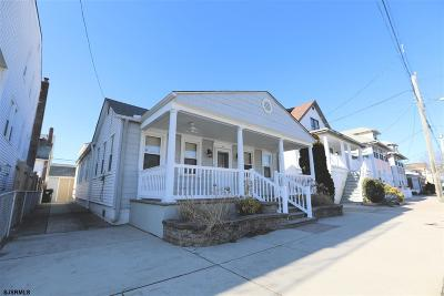 Ventnor Single Family Home For Sale: 14 N Rosborough Ave