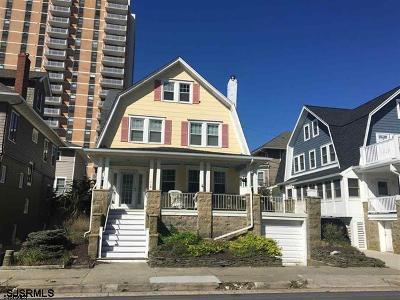 Atlantic City, Longport, Longport Borough, Margate, Ventnor, Ventnor Heights Rental For Rent: 110 S Amherst Ave